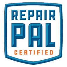 Repair pal certified logo